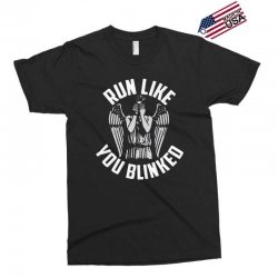 run like you blinked Exclusive T-shirt | Artistshot