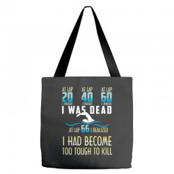 i was dead i had become too tough to kill Tote Bags | Artistshot