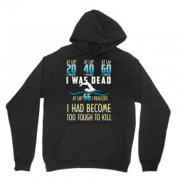 i was dead i had become too tough to kill Unisex Hoodie | Artistshot