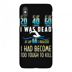 i was dead i had become too tough to kill iPhoneX Case | Artistshot