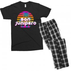 san junipero Men's T-shirt Pajama Set | Artistshot