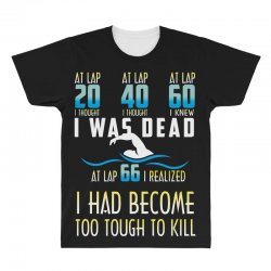 i was dead i had become too tough to kill All Over Men's T-shirt | Artistshot