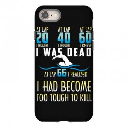 i was dead i had become too tough to kill iPhone 8 Case | Artistshot