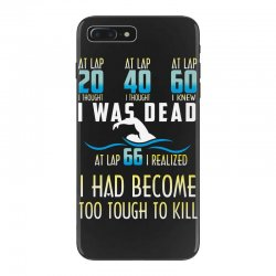 i was dead i had become too tough to kill iPhone 7 Plus Case | Artistshot