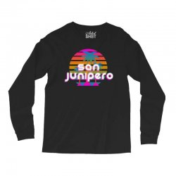 san junipero Long Sleeve Shirts | Artistshot