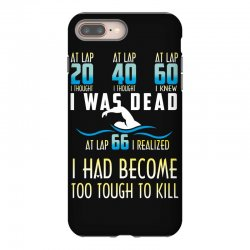 i was dead i had become too tough to kill iPhone 8 Plus Case | Artistshot