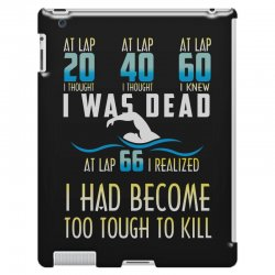 i was dead i had become too tough to kill iPad 3 and 4 Case | Artistshot