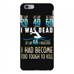 i was dead i had become too tough to kill iPhone 6 Plus/6s Plus Case | Artistshot