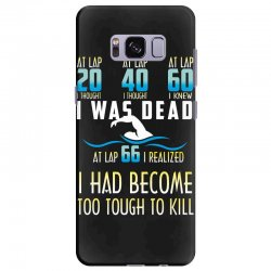 i was dead i had become too tough to kill Samsung Galaxy S8 Plus Case | Artistshot