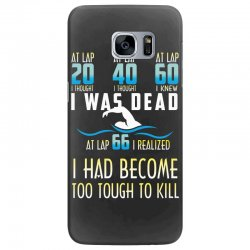 i was dead i had become too tough to kill Samsung Galaxy S7 Edge Case | Artistshot