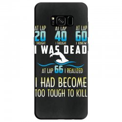 i was dead i had become too tough to kill Samsung Galaxy S8 Case | Artistshot