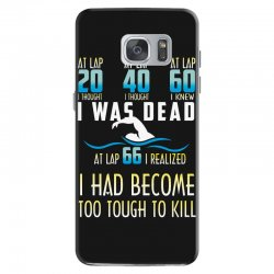 i was dead i had become too tough to kill Samsung Galaxy S7 Case | Artistshot