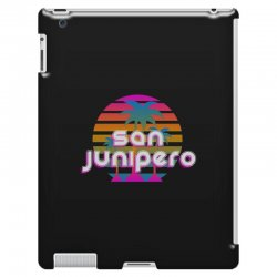 san junipero iPad 3 and 4 Case | Artistshot