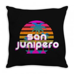 san junipero Throw Pillow | Artistshot