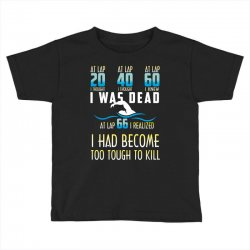 i was dead i had become too tough to kill Toddler T-shirt | Artistshot