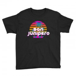 san junipero Youth Tee | Artistshot