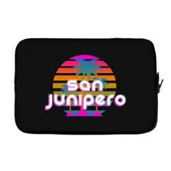 san junipero Laptop sleeve | Artistshot
