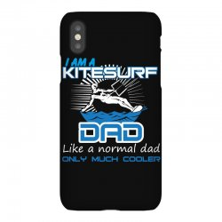 i am a kitesurf dad like a normal dad only much cooler iPhoneX Case | Artistshot