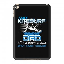 i am a kitesurf dad like a normal dad only much cooler iPad Mini 4 Case | Artistshot