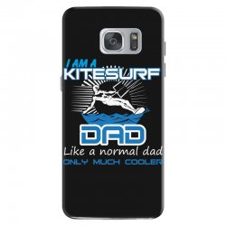i am a kitesurf dad like a normal dad only much cooler Samsung Galaxy S7 Case | Artistshot