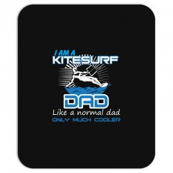i am a kitesurf dad like a normal dad only much cooler Mousepad | Artistshot