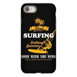 wind surfing endless summer gone with the wind the ultimate wave chall iPhone 8 Case | Artistshot