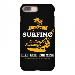 wind surfing endless summer gone with the wind the ultimate wave chall iPhone 8 Plus Case | Artistshot