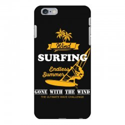 wind surfing endless summer gone with the wind the ultimate wave chall iPhone 6 Plus/6s Plus Case | Artistshot
