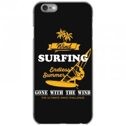 wind surfing endless summer gone with the wind the ultimate wave chall iPhone 6/6s Case | Artistshot