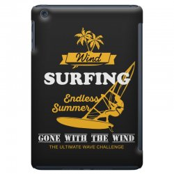 wind surfing endless summer gone with the wind the ultimate wave chall iPad Mini Case | Artistshot
