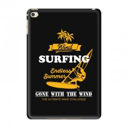 wind surfing endless summer gone with the wind the ultimate wave chall iPad Mini 4 Case | Artistshot