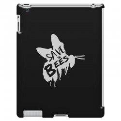save the bees iPad 3 and 4 Case   Artistshot