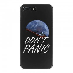 spacex don't panic in space iPhone 7 Plus Case   Artistshot