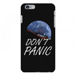 spacex don't panic in space iPhone 6 Plus/6s Plus Case   Artistshot