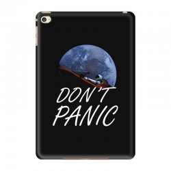 spacex don't panic in space iPad Mini 4 Case   Artistshot