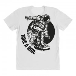 take a ride All Over Women's T-shirt   Artistshot