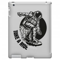 take a ride iPad 3 and 4 Case   Artistshot