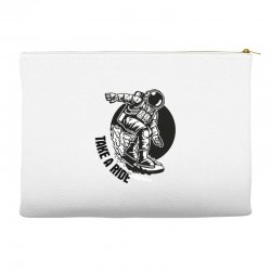 take a ride Accessory Pouches   Artistshot