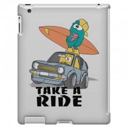 take a ride iPad 3 and 4 Case | Artistshot
