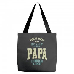 Really Cool Papa Tote Bags | Artistshot