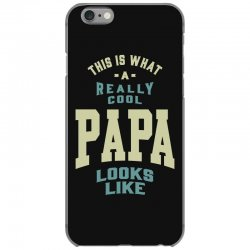 Really Cool Papa iPhone 6/6s Case | Artistshot