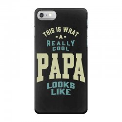 Really Cool Papa iPhone 7 Case | Artistshot
