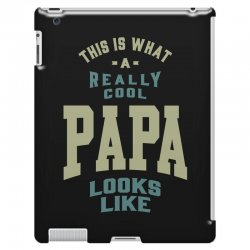 Really Cool Papa iPad 3 and 4 Case | Artistshot