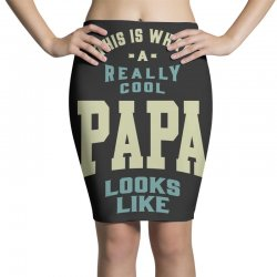 Really Cool Papa Pencil Skirts | Artistshot