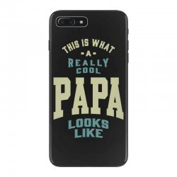 Really Cool Papa iPhone 7 Plus Case | Artistshot