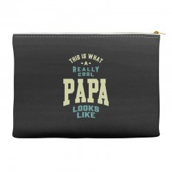Really Cool Papa Accessory Pouches | Artistshot