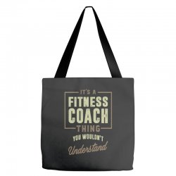 Fitness Coach Tote Bags | Artistshot