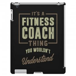 Fitness Coach iPad 3 and 4 Case | Artistshot