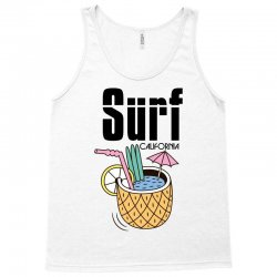 surf california Tank Top | Artistshot