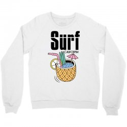 surf california Crewneck Sweatshirt | Artistshot